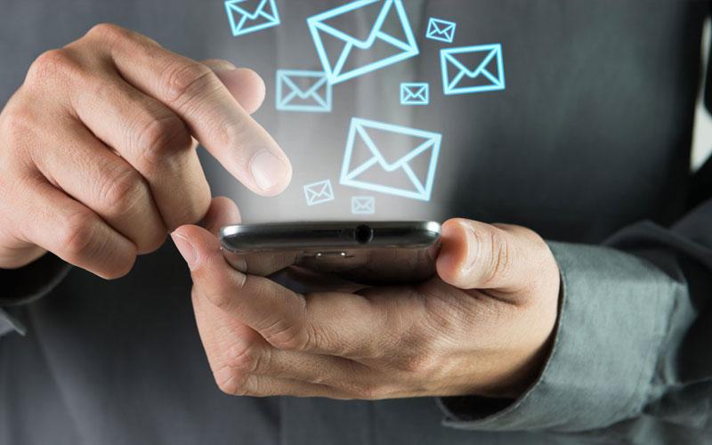 Garanta mais clientes utilizando Email Marketing.